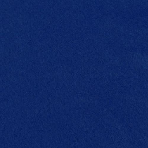 handicraft blue felt