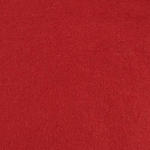 handicraft red felt