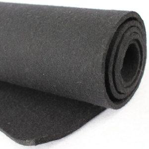 Black 20 Density Soft Felt