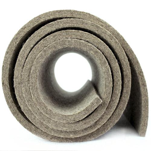Grey 36 Density Firm Felt