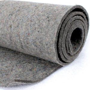 Grey 18 Density Soft Felt