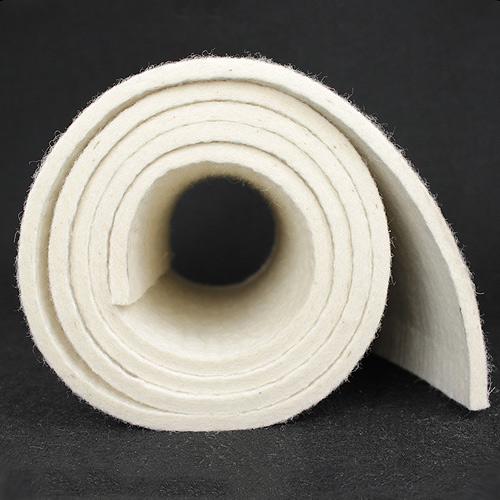 White 40 Density Firm Felt